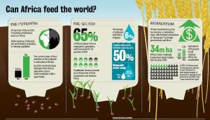 This is Africa infographic