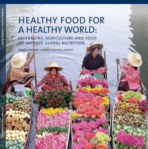 healthly food for a healthy world