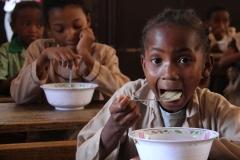 School and community nutrition program in Managascar. Credit_Stephanie Malyon  CIAT