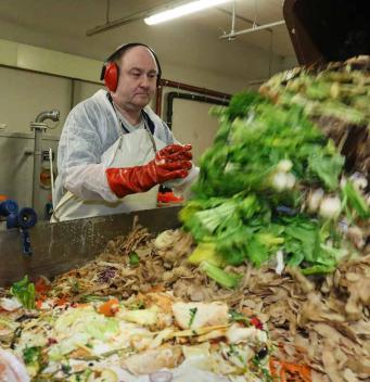 food waste ifpri